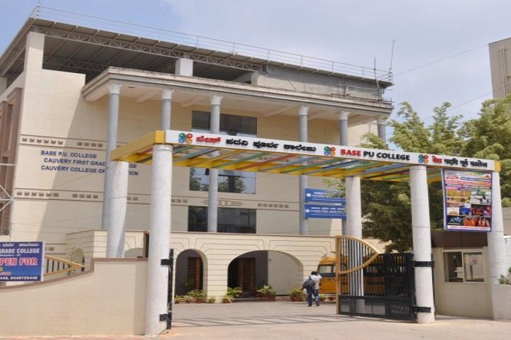 Base Pre University College-Campus View