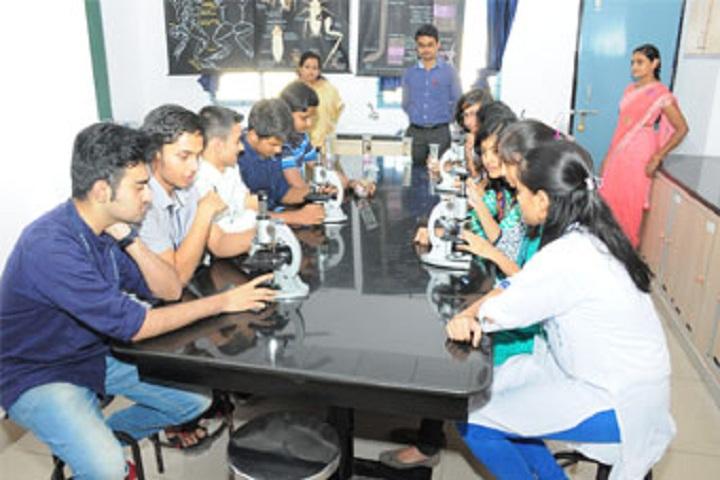RV Pre University College-Biology Laboratory
