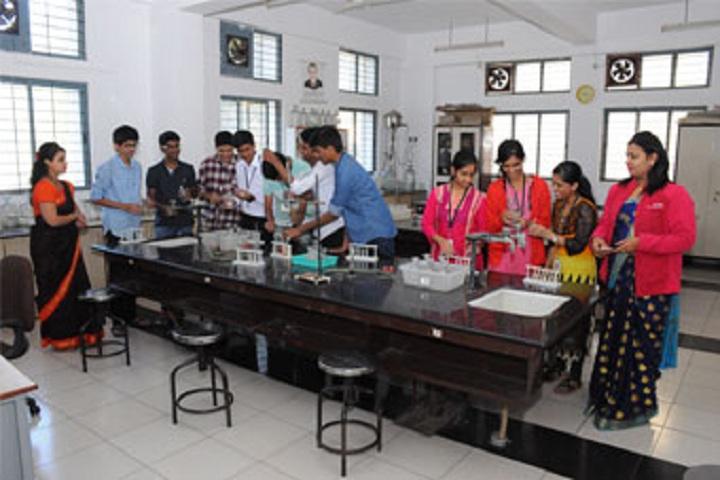 RV Pre University College-Chemistry Laboratory