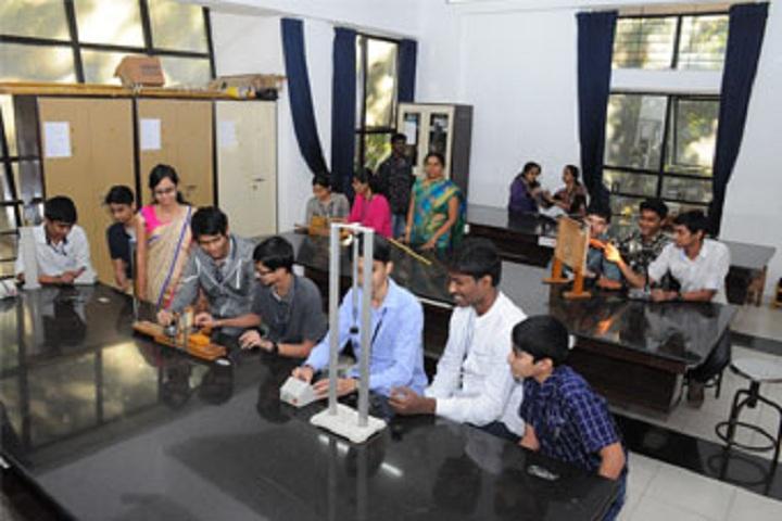RV Pre University College-Physics Laboratory