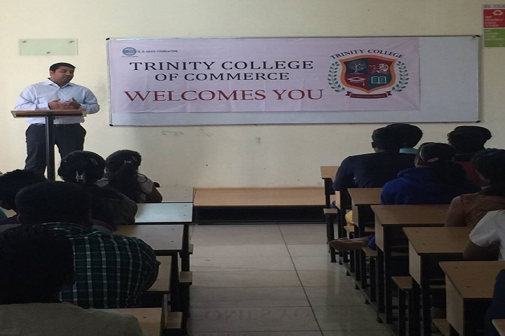 Trinity Pre University College-Classroom