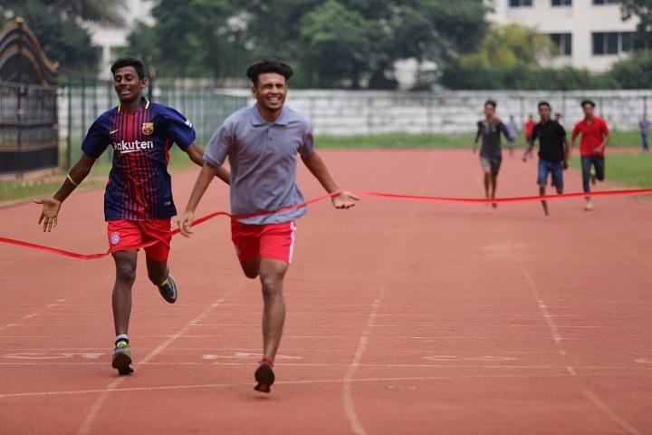 Trinity Pre University College-Running