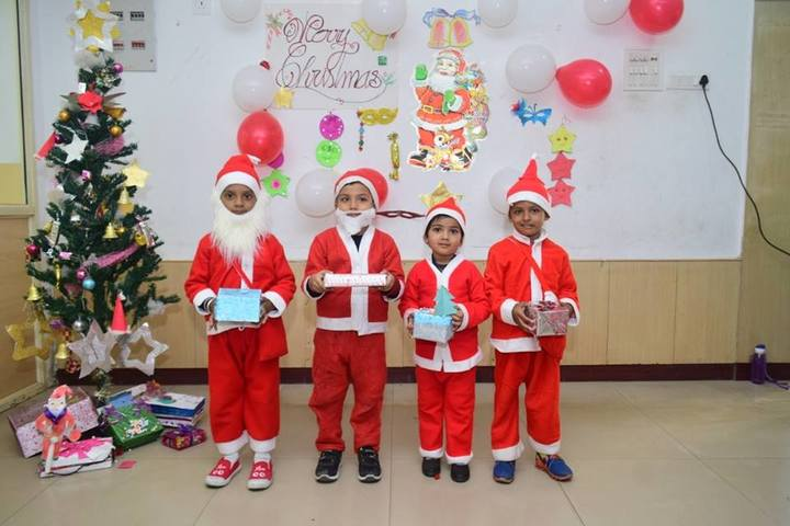 Modern Educational Academy-Christmas Celebration