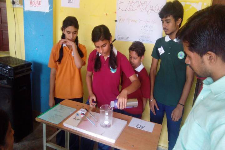 Modern Educational Academy-Science Exhibition