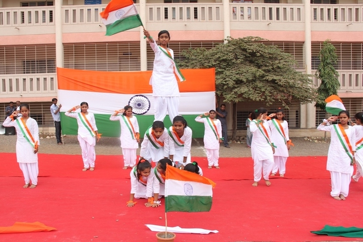 Shantiniketan Pre-University College-Independence Day