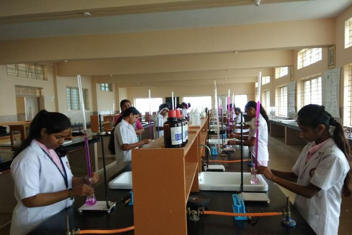 St Josephs Pre-University Colleg-Chemistry Lab
