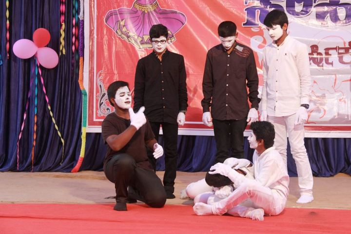 St Josephs Pre-University Colleg-Drama