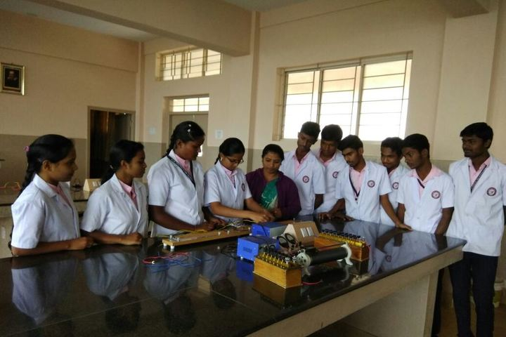 St Josephs Pre-University Colleg-Physics Lab