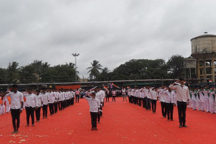 St Josephs Pre-University Colleg-Republic Day