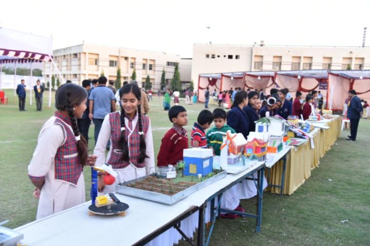 Monnet DAV Public School-Exhibition