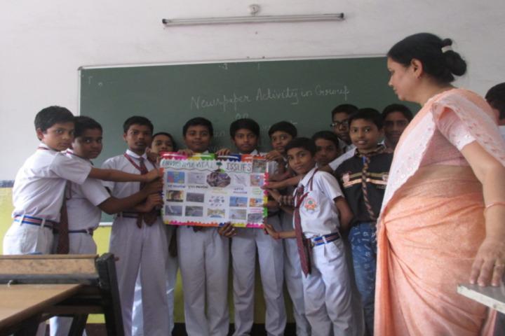 Monnet DAV public school-activity1