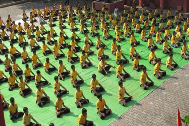 Monnet DAV public school-meditation