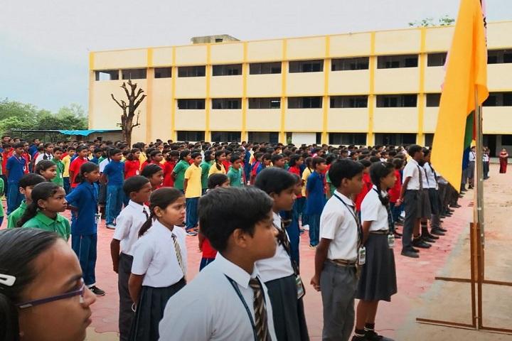Montfort School-Prayer