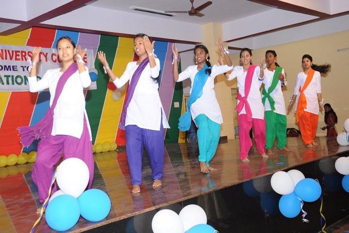 St Meeras Pre-University College-Dance