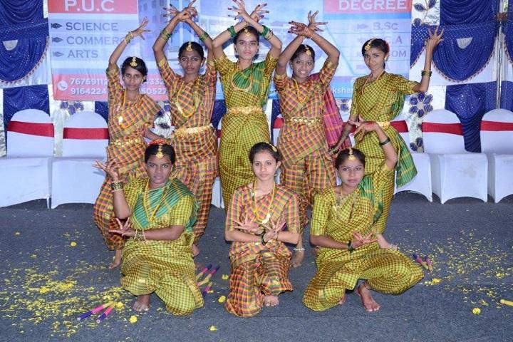 Akshara Pre-University College-Annual Day