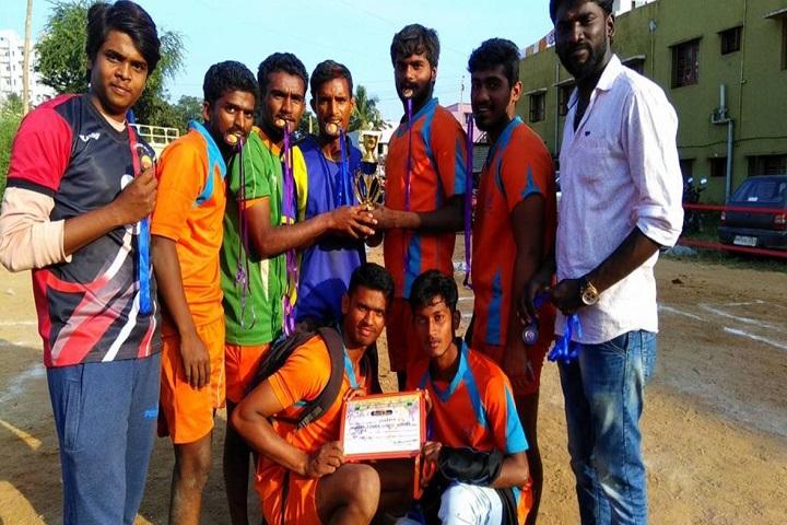 Akshara Pre-University College-Award Ceremony