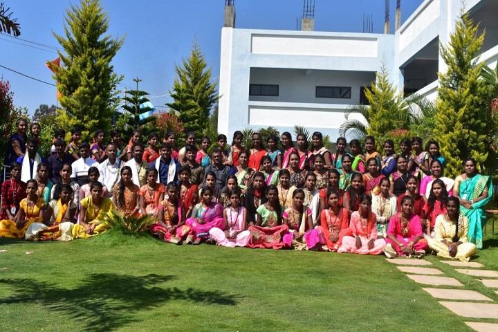 Akshara Pre-University College-Group Photo