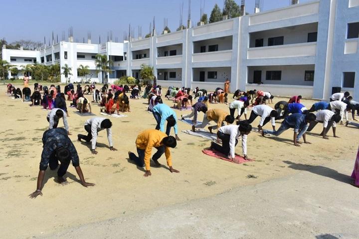 Akshara Pre-University College-Yoga