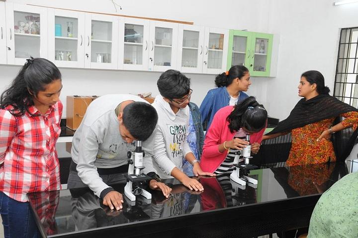 Base Pre University College-Biology Laboratory
