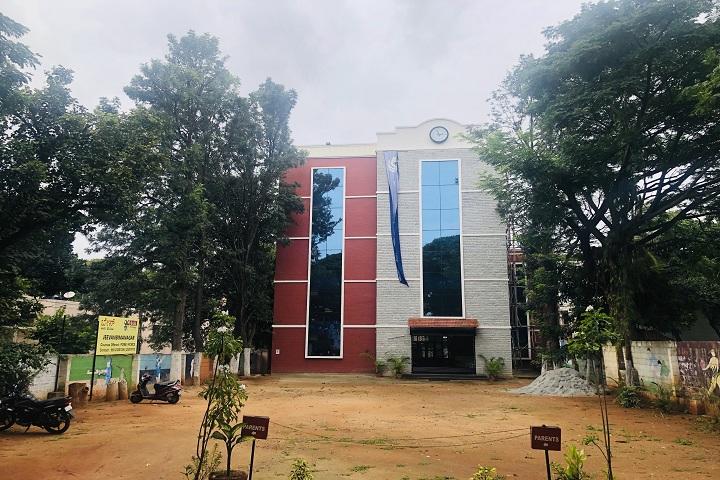 Base Pre University College-Campus-View