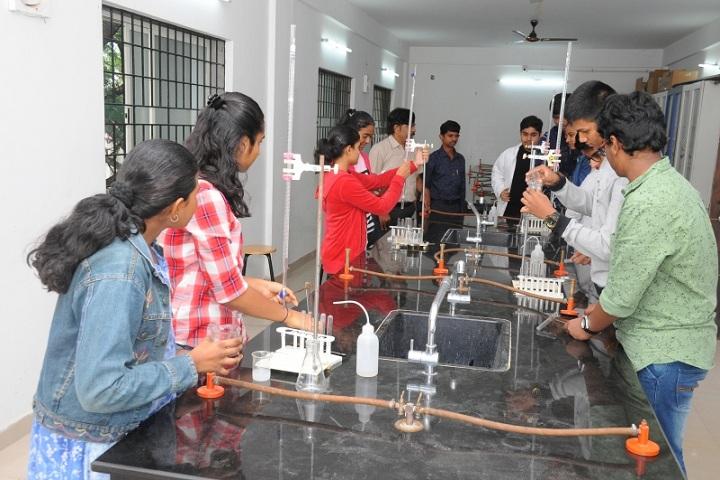 Base Pre University College-Chemistry Laboratory