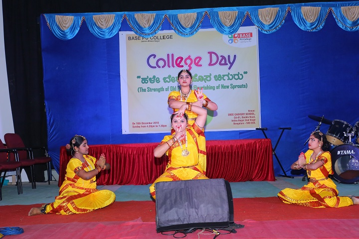 Base Pre University College-Events