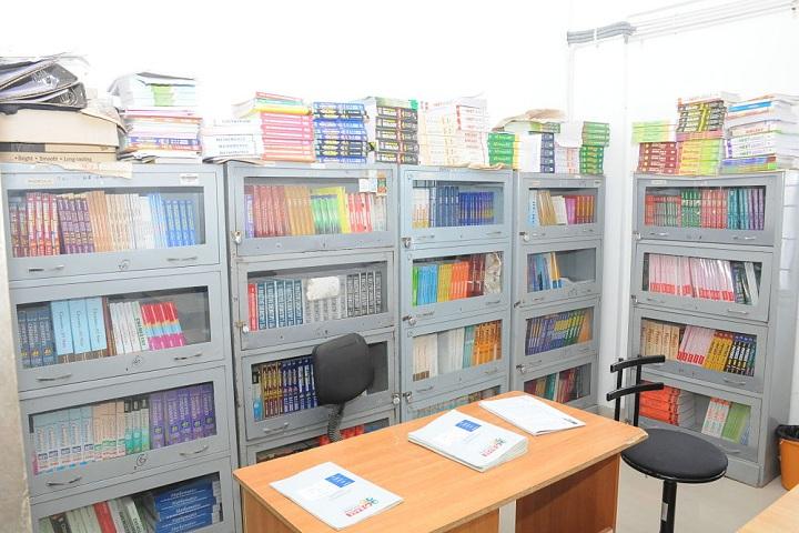 Base Pre University College-Library