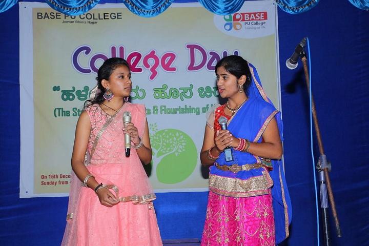 Base Pre University College-Programme