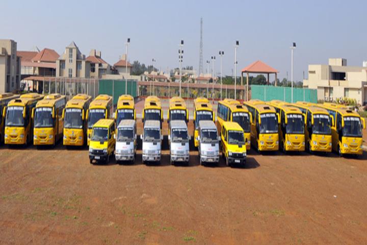 N H Goel World School-Transport