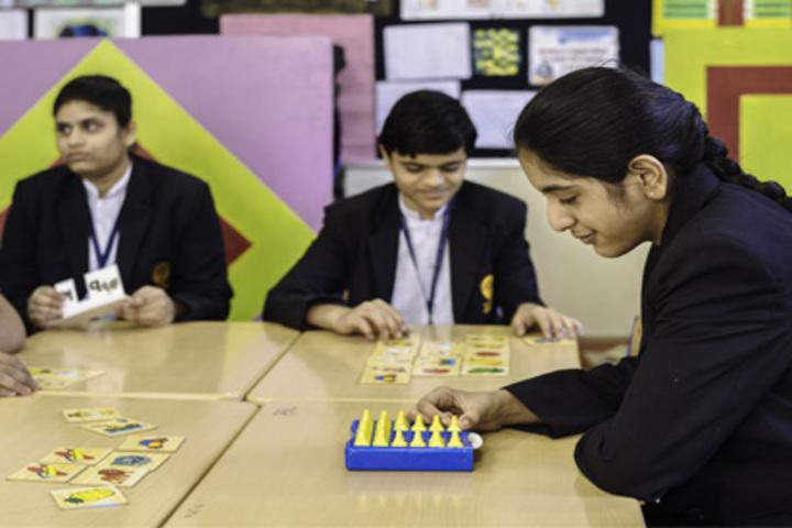N H Goel World School-Chess