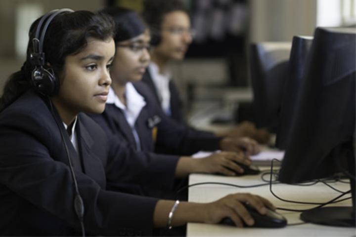 N H Goel World School-Computer Lab