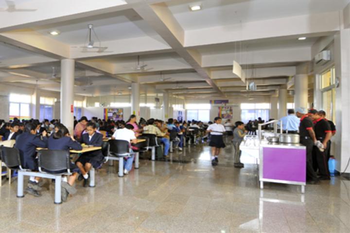 N H Goel World School-Dinning Room