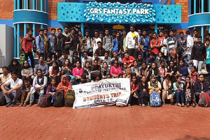Prayukthi Pre University College-Tour