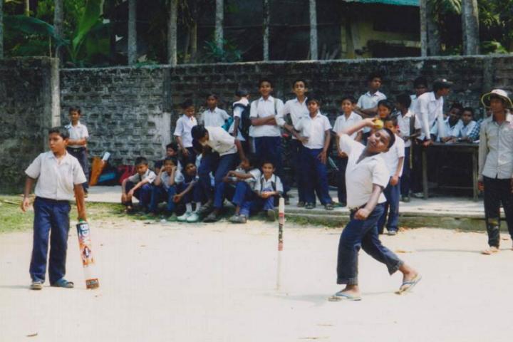 Public Higher Secondary School-Cricket
