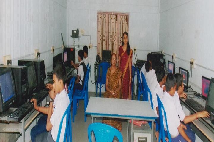 Public Higher Secondary School-IT-Lab