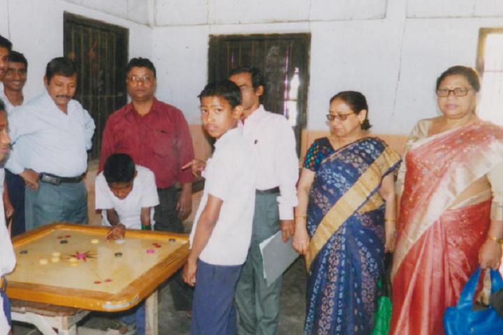 Public Higher Secondary School-Indoor Games
