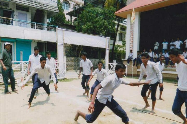 Public Higher Secondary School-Kabbadi