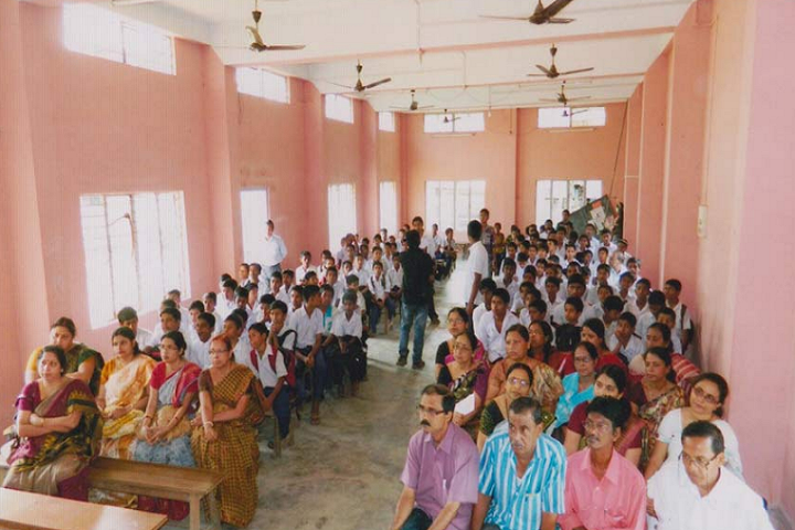 Public Higher Secondary School-Others