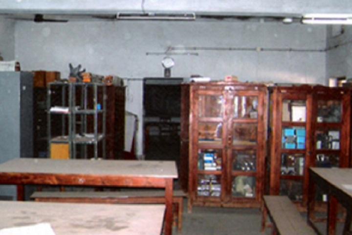 Nutan Vidyalaya Pre University College-Chemistry Laboratory
