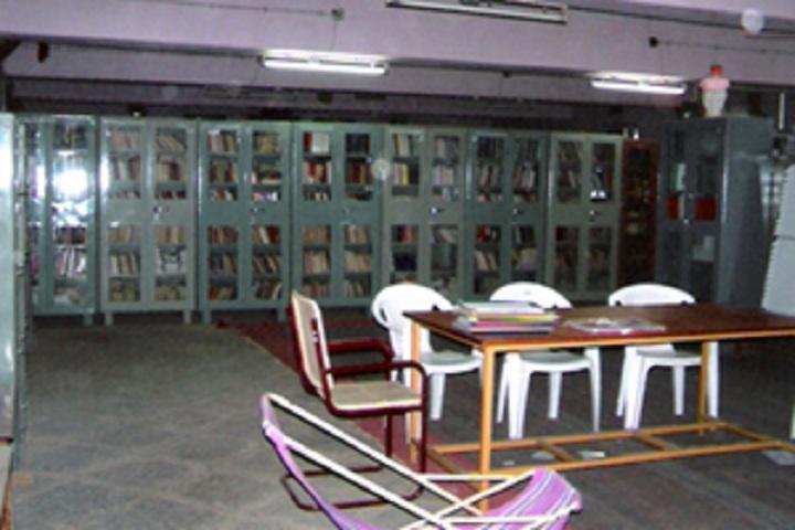 Nutan Vidyalaya Pre University College-Library