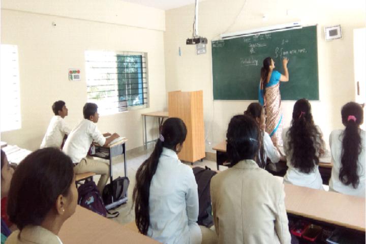 Innovative Pre-University College-Classroom