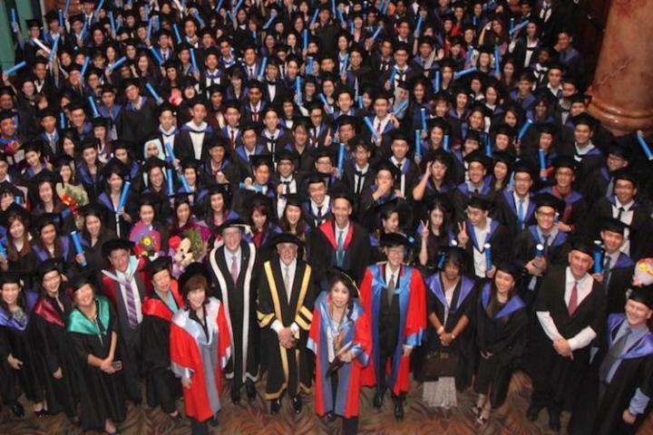 Innovative Pre-University College-Graduation Day