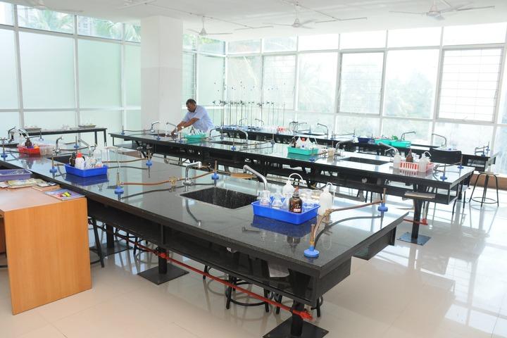 BASE Pre-University College-Chemistry Lab