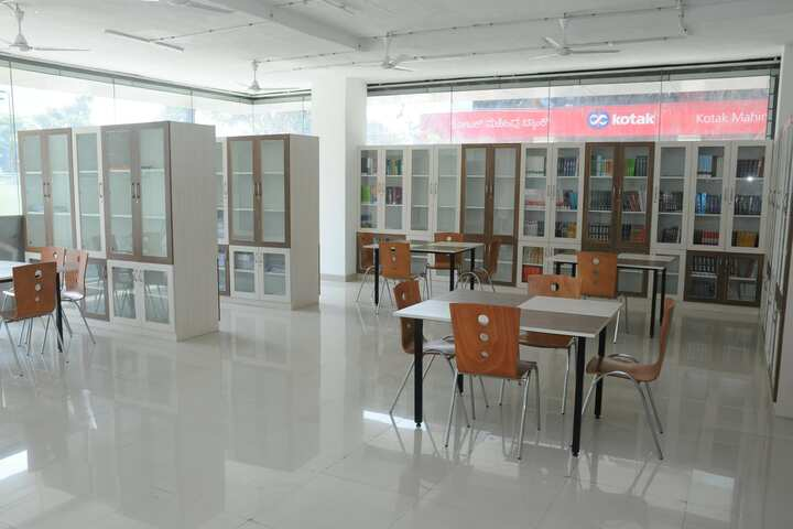 BASE Pre-University College-Library