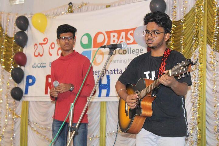 BASE Pre-University College-Singing