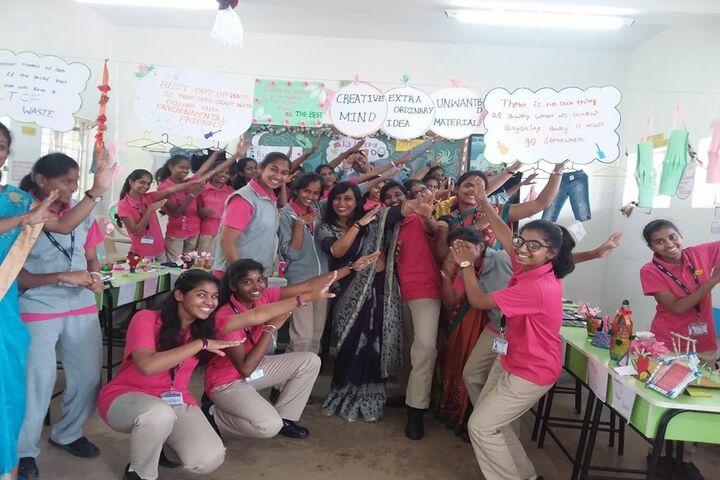 Basava Girls Pre-University College-Activity