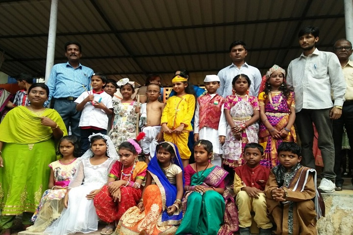 Kendriya Vidyalaya-Fancy dress competitions
