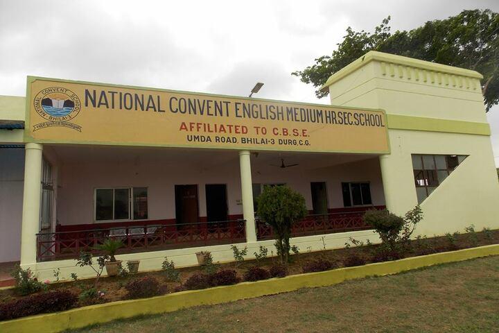 National Convent School-building