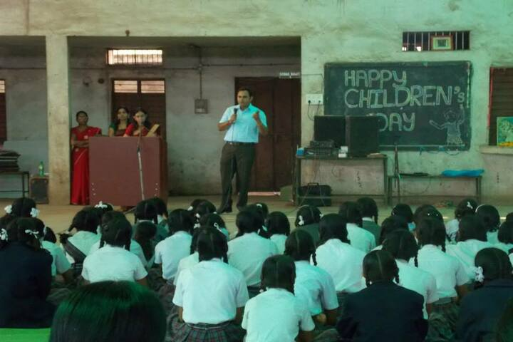 National Convent School-childrens day