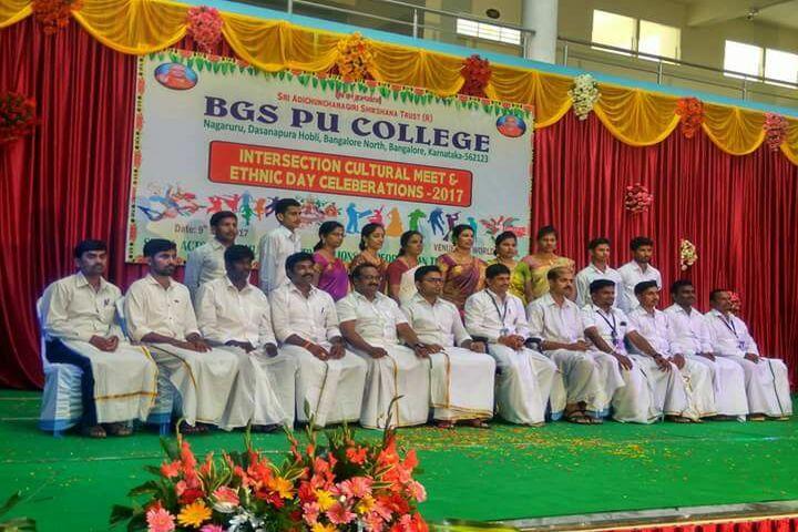 BGS Pre-University College-Cultural Fest